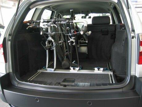 Innenraum Fahrradträger Schiene L90cm Für Die Sitz Zurrschienen