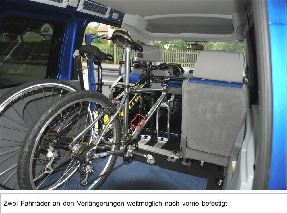 fahrrad im auto transportieren hts system fahrradtrger auto. Black Bedroom Furniture Sets. Home Design Ideas